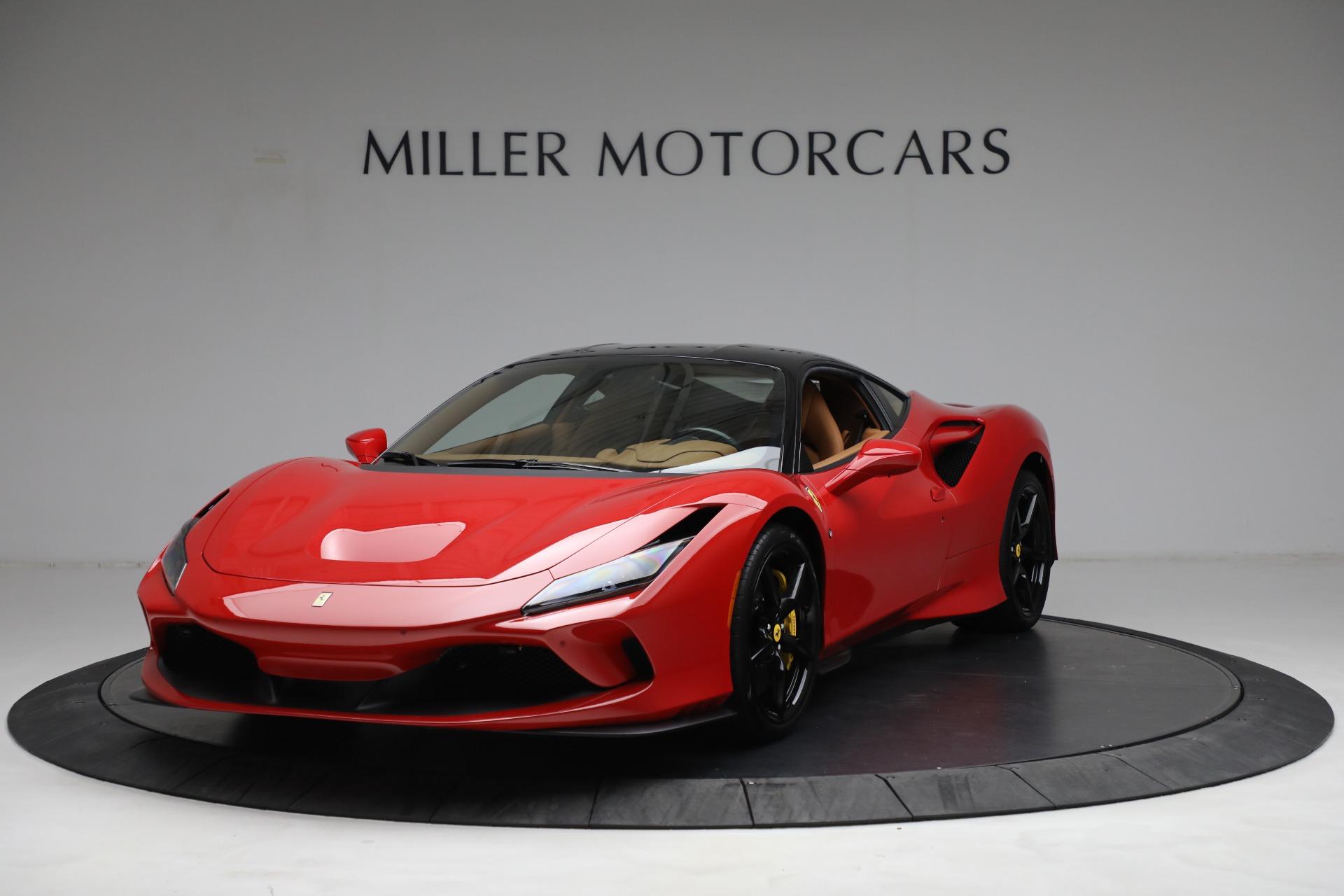 Used 2021 Ferrari F8 Tributo for sale Call for price at Alfa Romeo of Westport in Westport CT 06880 1