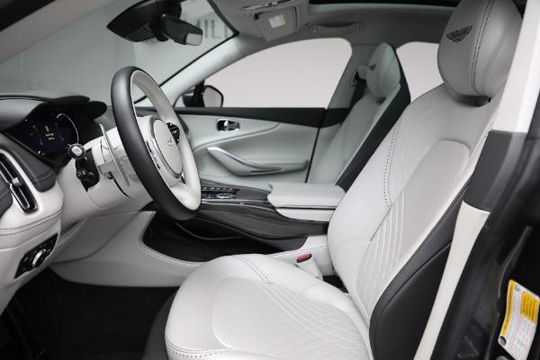 Used 2021 Aston Martin DBX for sale Sold at Alfa Romeo of Westport in Westport CT 06880 12