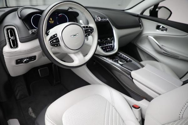 Used 2021 Aston Martin DBX for sale Sold at Alfa Romeo of Westport in Westport CT 06880 13