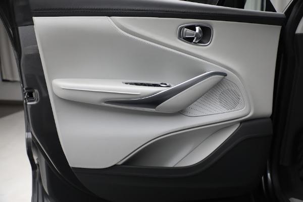 Used 2021 Aston Martin DBX for sale Sold at Alfa Romeo of Westport in Westport CT 06880 14