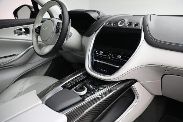 Used 2021 Aston Martin DBX for sale Sold at Alfa Romeo of Westport in Westport CT 06880 15