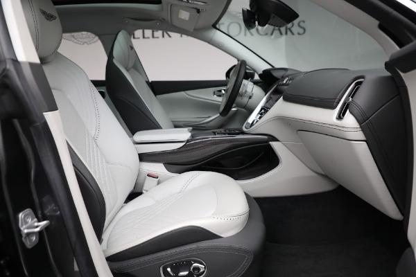 Used 2021 Aston Martin DBX for sale Sold at Alfa Romeo of Westport in Westport CT 06880 16