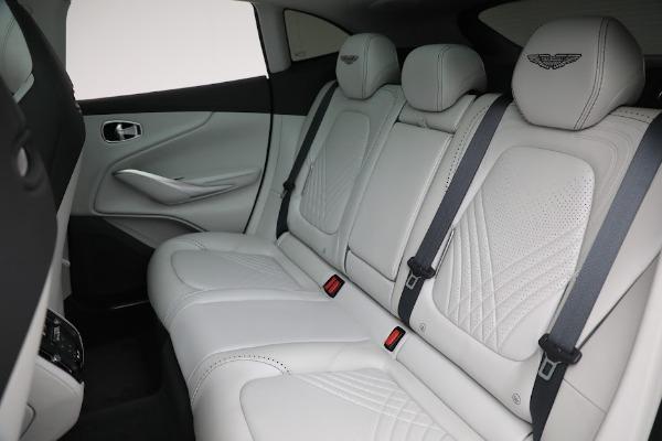Used 2021 Aston Martin DBX for sale Sold at Alfa Romeo of Westport in Westport CT 06880 19