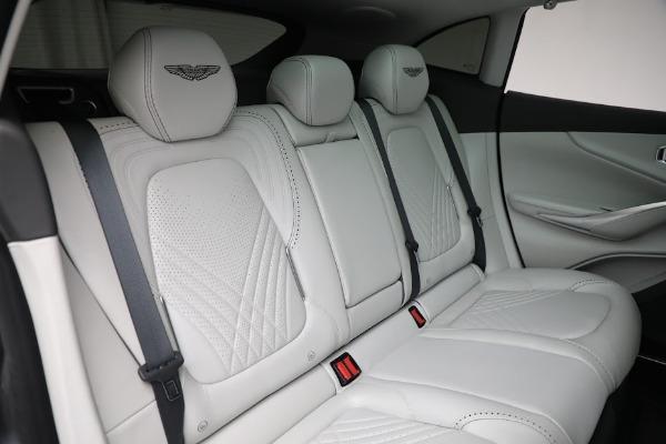 Used 2021 Aston Martin DBX for sale Sold at Alfa Romeo of Westport in Westport CT 06880 20