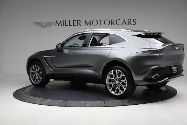 Used 2021 Aston Martin DBX for sale Sold at Alfa Romeo of Westport in Westport CT 06880 3