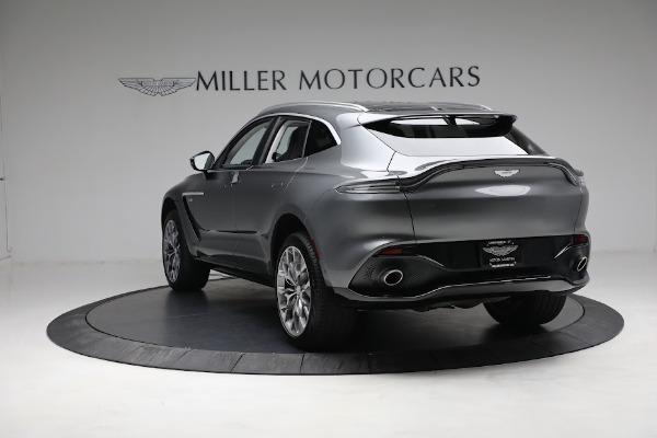 Used 2021 Aston Martin DBX for sale Sold at Alfa Romeo of Westport in Westport CT 06880 4