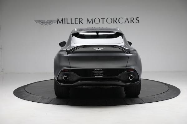 Used 2021 Aston Martin DBX for sale Sold at Alfa Romeo of Westport in Westport CT 06880 5