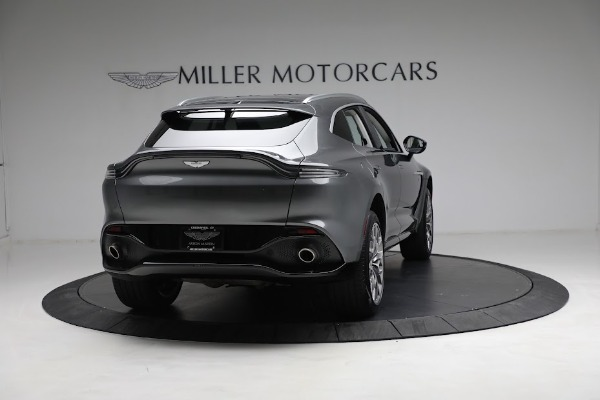 Used 2021 Aston Martin DBX for sale Sold at Alfa Romeo of Westport in Westport CT 06880 6