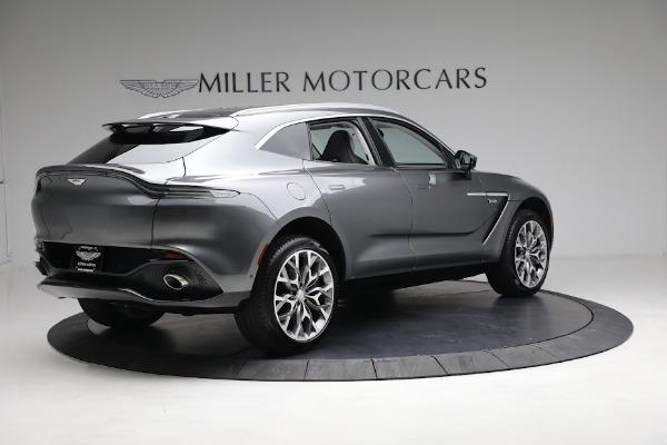Used 2021 Aston Martin DBX for sale Sold at Alfa Romeo of Westport in Westport CT 06880 7