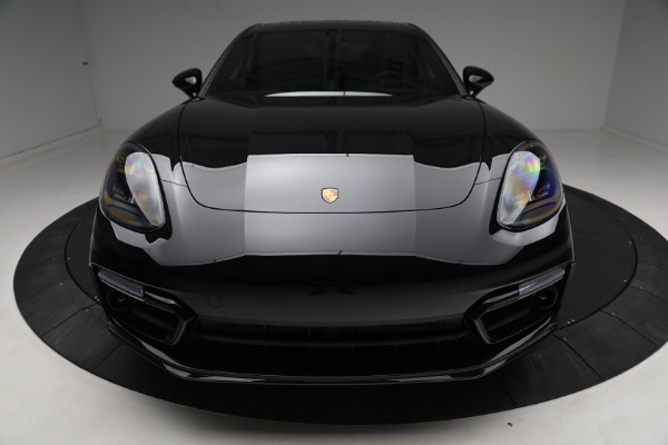 Used 2021 Porsche Panamera Turbo S for sale Call for price at Alfa Romeo of Westport in Westport CT 06880 13