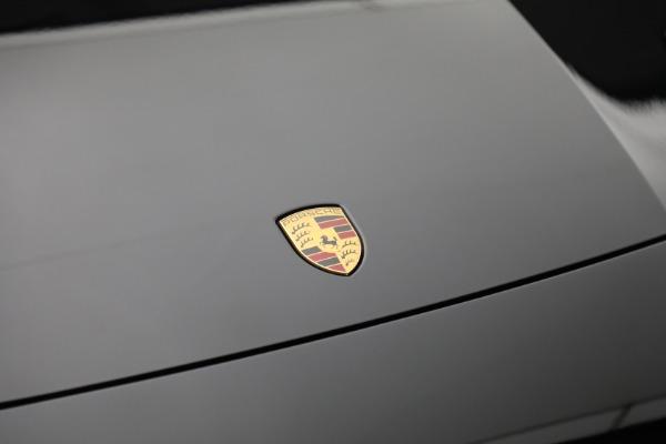 Used 2021 Porsche Panamera Turbo S for sale Call for price at Alfa Romeo of Westport in Westport CT 06880 14
