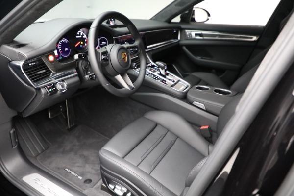 Used 2021 Porsche Panamera Turbo S for sale Call for price at Alfa Romeo of Westport in Westport CT 06880 17