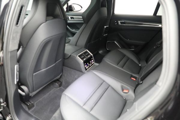 Used 2021 Porsche Panamera Turbo S for sale Call for price at Alfa Romeo of Westport in Westport CT 06880 20