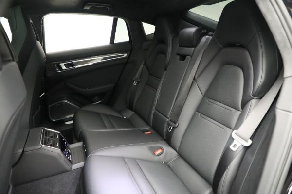 Used 2021 Porsche Panamera Turbo S for sale Call for price at Alfa Romeo of Westport in Westport CT 06880 22