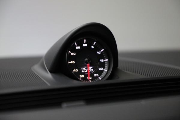 Used 2021 Porsche Panamera Turbo S for sale Call for price at Alfa Romeo of Westport in Westport CT 06880 23