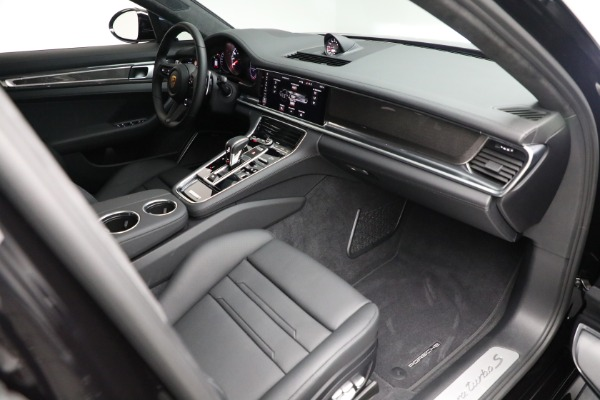 Used 2021 Porsche Panamera Turbo S for sale Call for price at Alfa Romeo of Westport in Westport CT 06880 26