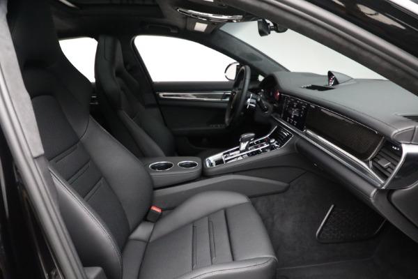 Used 2021 Porsche Panamera Turbo S for sale Call for price at Alfa Romeo of Westport in Westport CT 06880 27