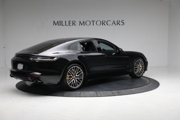 Used 2021 Porsche Panamera Turbo S for sale Call for price at Alfa Romeo of Westport in Westport CT 06880 7