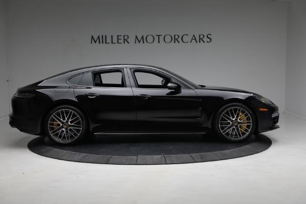 Used 2021 Porsche Panamera Turbo S for sale Call for price at Alfa Romeo of Westport in Westport CT 06880 8