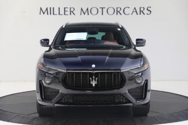 New 2021 Maserati Levante S GranSport for sale $112,799 at Alfa Romeo of Westport in Westport CT 06880 12