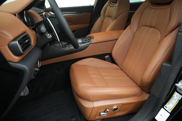New 2021 Maserati Levante S GranSport for sale $112,799 at Alfa Romeo of Westport in Westport CT 06880 15