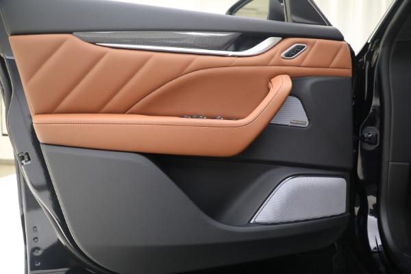New 2021 Maserati Levante S GranSport for sale $112,799 at Alfa Romeo of Westport in Westport CT 06880 17
