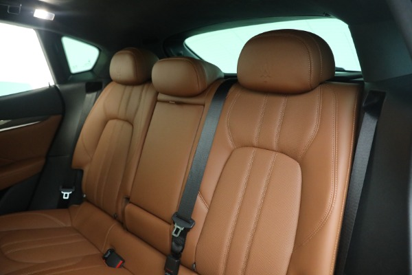 New 2021 Maserati Levante S GranSport for sale $112,799 at Alfa Romeo of Westport in Westport CT 06880 18