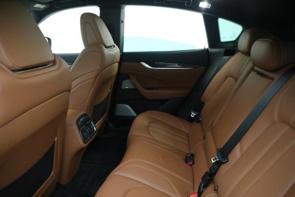 New 2021 Maserati Levante S GranSport for sale $112,799 at Alfa Romeo of Westport in Westport CT 06880 19