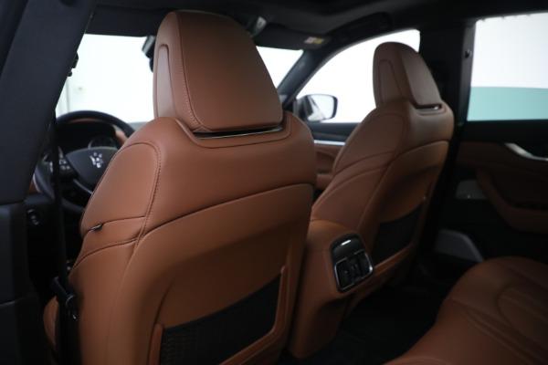New 2021 Maserati Levante S GranSport for sale $112,799 at Alfa Romeo of Westport in Westport CT 06880 20