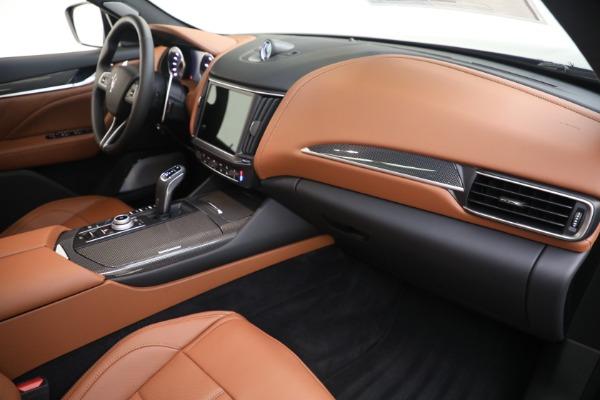 New 2021 Maserati Levante S GranSport for sale $112,799 at Alfa Romeo of Westport in Westport CT 06880 21
