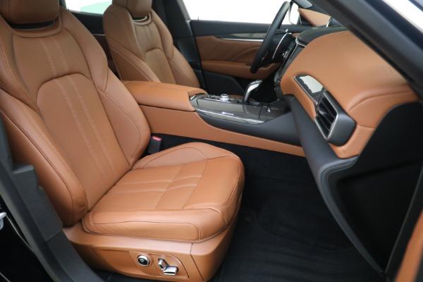 New 2021 Maserati Levante S GranSport for sale $112,799 at Alfa Romeo of Westport in Westport CT 06880 23