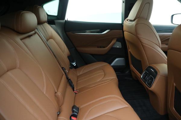 New 2021 Maserati Levante S GranSport for sale $112,799 at Alfa Romeo of Westport in Westport CT 06880 25