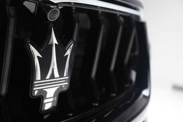 New 2021 Maserati Levante S GranSport for sale $112,799 at Alfa Romeo of Westport in Westport CT 06880 28