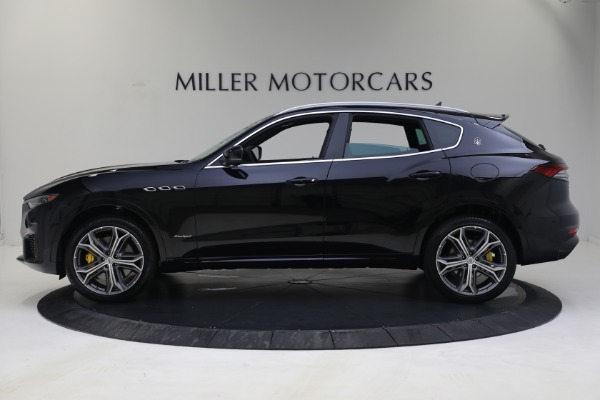 New 2021 Maserati Levante S GranSport for sale $112,799 at Alfa Romeo of Westport in Westport CT 06880 3