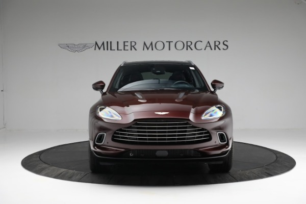 New 2021 Aston Martin DBX for sale $196,386 at Alfa Romeo of Westport in Westport CT 06880 11