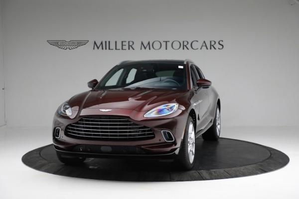 New 2021 Aston Martin DBX for sale $196,386 at Alfa Romeo of Westport in Westport CT 06880 12