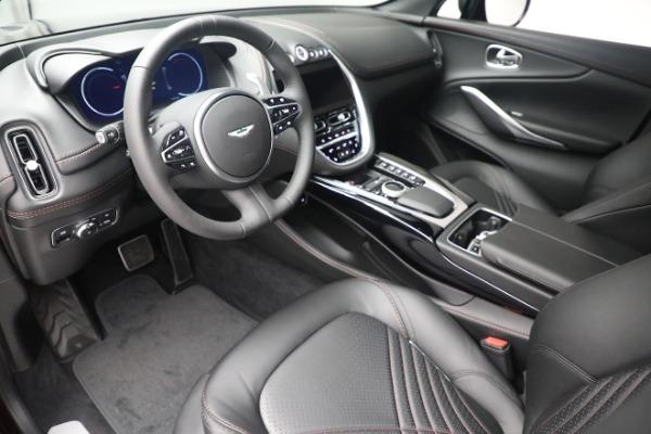 New 2021 Aston Martin DBX for sale $196,386 at Alfa Romeo of Westport in Westport CT 06880 13