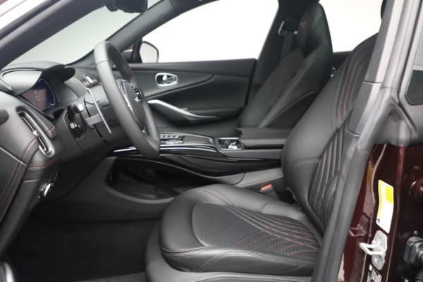 New 2021 Aston Martin DBX for sale $196,386 at Alfa Romeo of Westport in Westport CT 06880 14