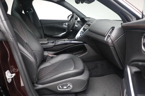 New 2021 Aston Martin DBX for sale $196,386 at Alfa Romeo of Westport in Westport CT 06880 17