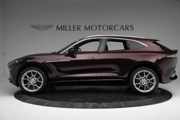 New 2021 Aston Martin DBX for sale $196,386 at Alfa Romeo of Westport in Westport CT 06880 2