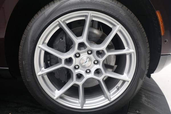 New 2021 Aston Martin DBX for sale $196,386 at Alfa Romeo of Westport in Westport CT 06880 24