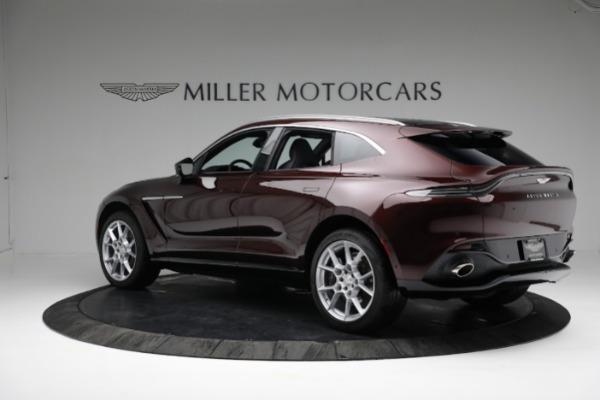 New 2021 Aston Martin DBX for sale $196,386 at Alfa Romeo of Westport in Westport CT 06880 3