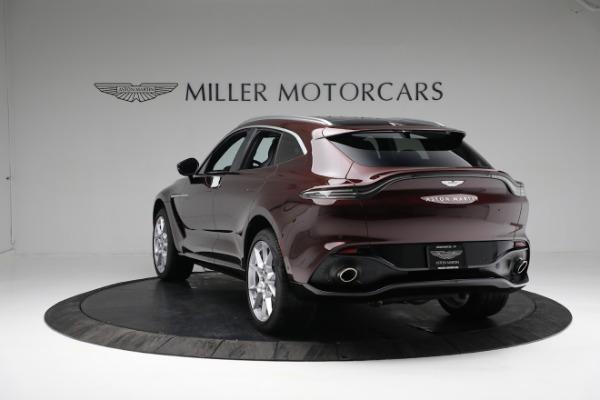 New 2021 Aston Martin DBX for sale $196,386 at Alfa Romeo of Westport in Westport CT 06880 4