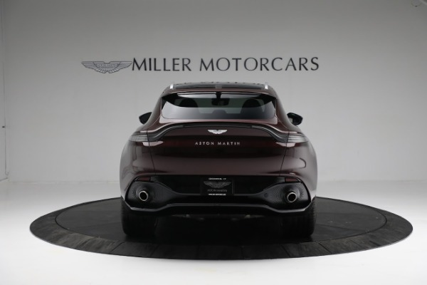 New 2021 Aston Martin DBX for sale $196,386 at Alfa Romeo of Westport in Westport CT 06880 5