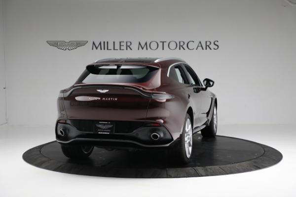 New 2021 Aston Martin DBX for sale $196,386 at Alfa Romeo of Westport in Westport CT 06880 6