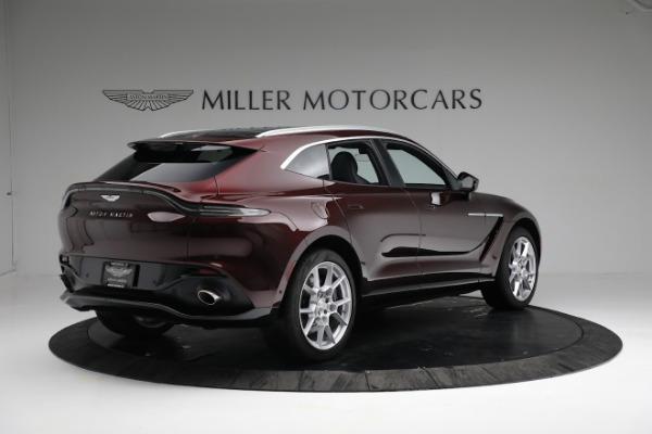New 2021 Aston Martin DBX for sale $196,386 at Alfa Romeo of Westport in Westport CT 06880 7