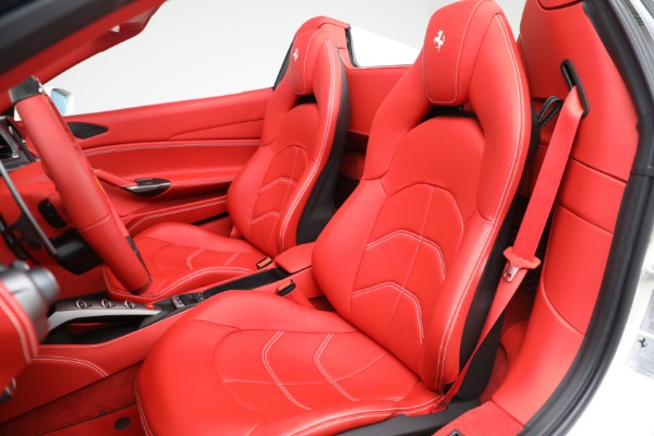 Used 2017 Ferrari 488 Spider for sale Call for price at Alfa Romeo of Westport in Westport CT 06880 27