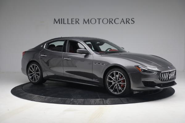 New 2021 Maserati Ghibli SQ4 GranLusso for sale Sold at Alfa Romeo of Westport in Westport CT 06880 10