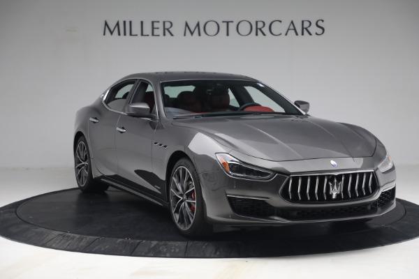 New 2021 Maserati Ghibli SQ4 GranLusso for sale Sold at Alfa Romeo of Westport in Westport CT 06880 11