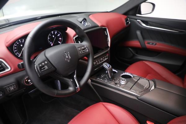 New 2021 Maserati Ghibli SQ4 GranLusso for sale Sold at Alfa Romeo of Westport in Westport CT 06880 13